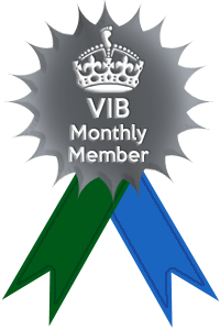 VIB monthly ribbon