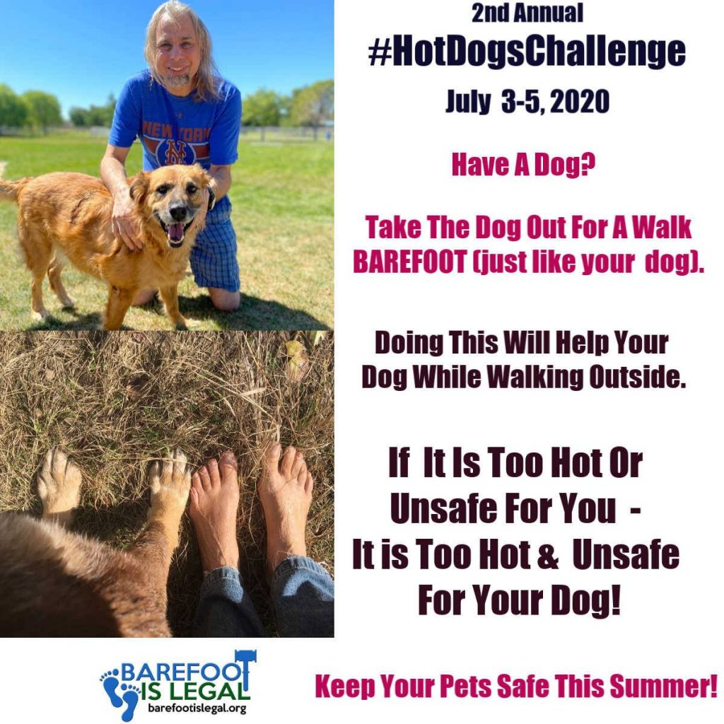 Hot Dogs Challenge July 3-5 2020